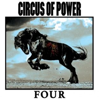 Circus Of Power - Four (2017) 320 kbps