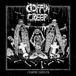 Coffin Creep - Corpse Defiler (2017) 320 kbps