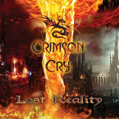 Crimson Cry - Lost Reality (2017) 320 kbps