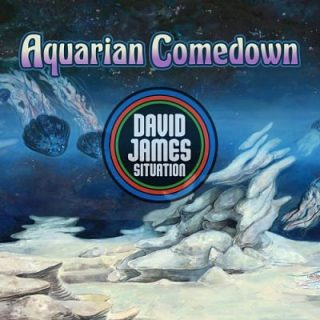 David James Situation - Aquarian Comedown (2017) 320 kbps