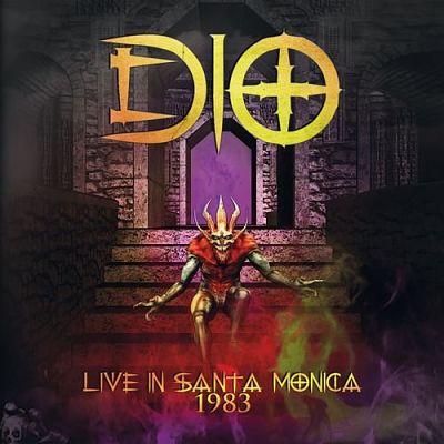 Dio - Live In Santa Monica, Ca 7 Oct '83 ( 2017) 320 kbps