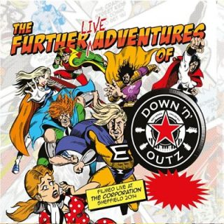 Down 'n' Outz - The Further Live Adventures of… [Live] (2017) 320 kbps