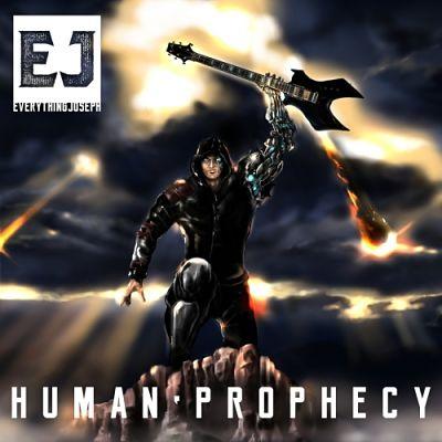 Everything Joseph - Human Prophecy (2017) 320 kbps