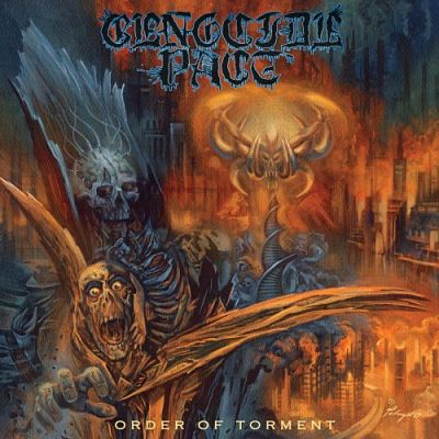 Genocide Pact - Order of Torment (2018) 320 kbps