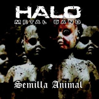 Halo Metal Band - Semilla Animal (2017) 320 kbps
