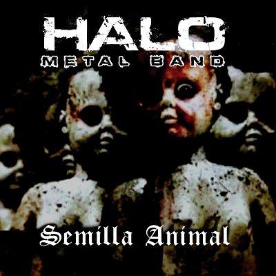 Halo Metal Band - Semilla Animal (2017) 320 kbps