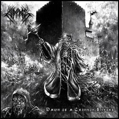 Halphas - Dawn of a Crimson Empire (2017) 320 kbps