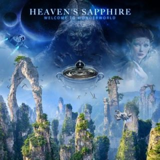 Heaven's Sapphire - Welcome to Wonderworld (2017) 320 kbps