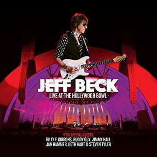 Jeff Beck - Live at the Hollywood Bowl (2017) 320 kbps