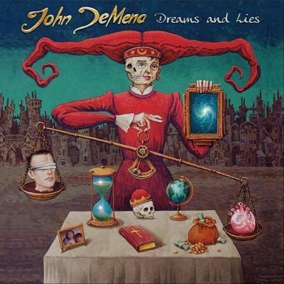 John DeMena - Dreams and Lies (2017) 320 kbps