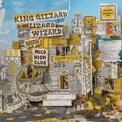 King Gizzard & The Lizard Wizard - Sketches of Brunswick East (2017) 320 kbps
