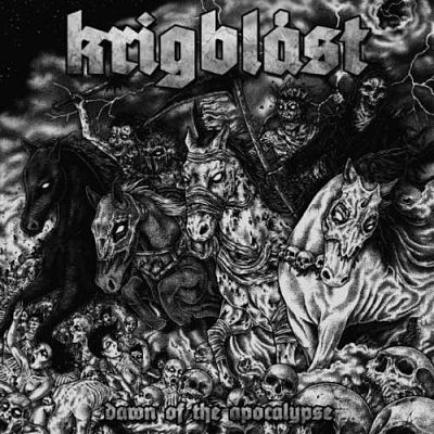 Krigblåst - Dawn Of The Apocalypse (2017) 320 kbps