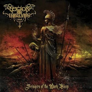 Legion Of Wolves - Bringers Of The Dark Sleep (2017) 320 kbps