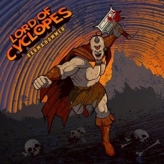 Lord of Cyclopes - Karma Hammer (2017) 320 kbps