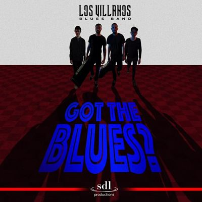 Los Villanos Blues Band - Got The Blues [Live] (2017) 320 kbps