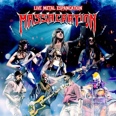 Massacration - Live Metal Espancation [Live] (2017) 320 kbps