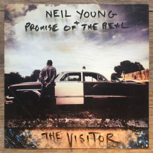 Neil Young + Promise of the Real - The Visitor (2017) 320 kbps
