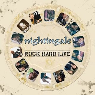 Nightingale - Rock Hard Live [Live] (2017) 320 kbps