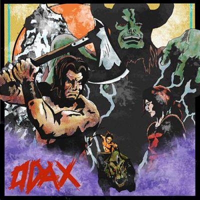 Odax - Odax (2017) 320 kbps