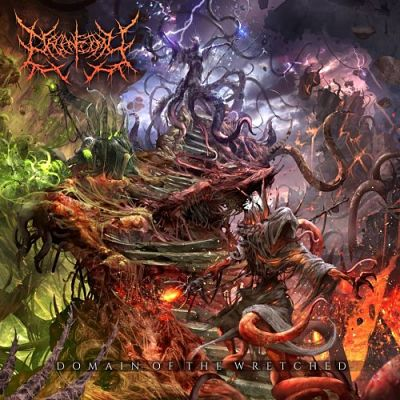 Organectomy - Domain of the Wretched (2017) 320 kbps