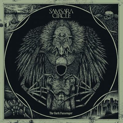 Samsara Circle - The Dark Passenger (2017) 320 kbps