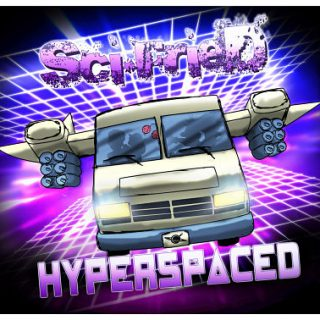 Sci-Fried - Hyperspaced (2017) 320 kbps