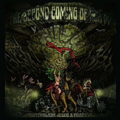 Second Coming Of Heavy - Chapter 7 - Switchblade Jesus & Fuzz Evil (2017) 320 kbps
