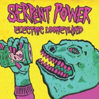 Serpent Power - Electric Looneyland (2017) 320 kbps