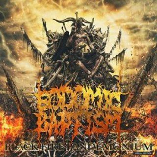 Sodomic Baptism - Black Fire Pandemonium (2017) 320 kbps