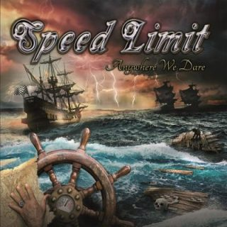 Speed Limit - Anywhere We Dare (2017) 320 kbps
