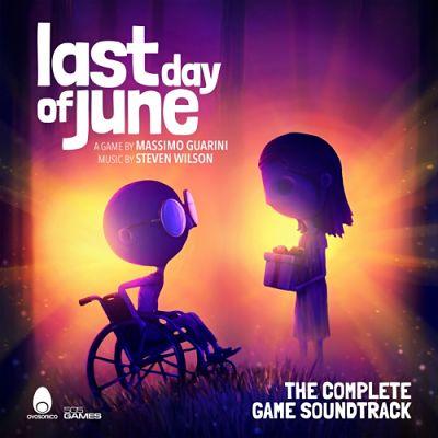 Steven Wilson - Last Day Of June (Original Game Soundtrack) (2017) 320 kbps