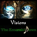 The Emerald Dawn – Visions (2017) 320 kbps