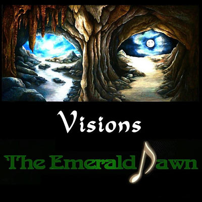 The Emerald Dawn - Visions (2017) 320 kbps