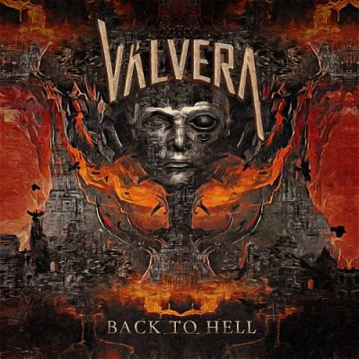 Válvera - Back to Hell (2017) 320 kbps