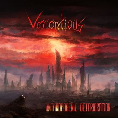 Vecordious - Anthropogenic Deterioration (2017) 320 kbps