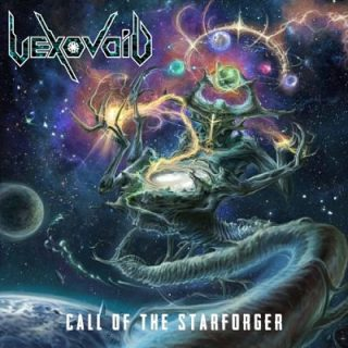 Vexovoid - Call of the Starforger (2017) 320 kbps
