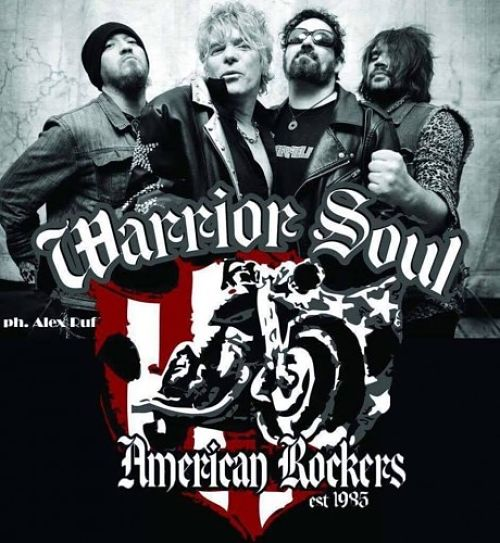 Warrior Soul - Discography (1990-2017) 320 kbps