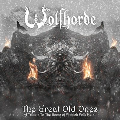 Wolfhorde - The Great Old Ones [EP] (2017) 320 kbps