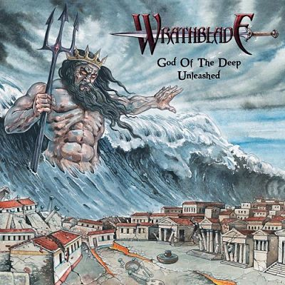 Wrathblade - God Of The Deep Unleashed (2017) 320 kbps