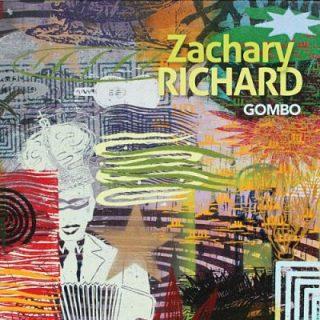 Zachary Richard - Gombo (2017) 320 kbps