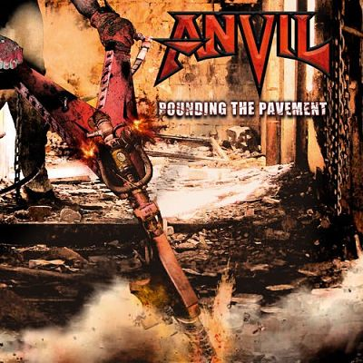 Anvil - Pounding the Pavement (2018) 320 kbps