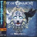 Art of Anarchy – The Madness (Japanese Edition) (2017) 320 kbps + SCANS