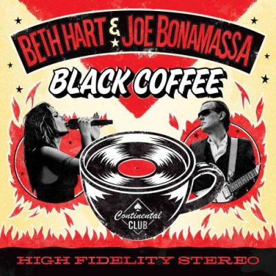 Beth Hart And Joe Bonamassa - Black Coffee (Limited Edition) (2018) 320 kbps
