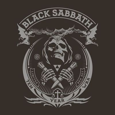 Black Sabbath - The Ten Year War (2017) {8CD Box Set} (Hi-Res) 320 kbps