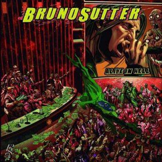 Bruno Sutter - Alive in Hell (2018) 320 kbps