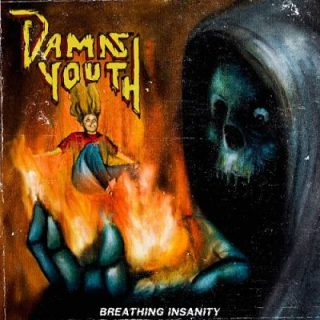 Damn Youth - Breathing Insanity (2018) 320 kbps