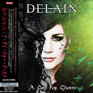 Delain - A Day for Ghosts (2018) (Compilation) 320 kbps