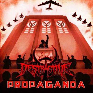 Destractive - Propaganda (2018) 320 kbps