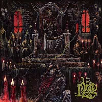 Druid Lord - Grotesque Offerings (2018) 320 kbps