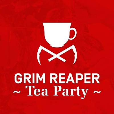 Grim Reaper Tea Party - Tea With The Reaper (2018) 320 kbps